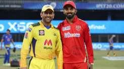 IPL 2021, CSK vs PBKS - Dhoni's Chennai start favourites against Punjab, aim to finish in top two