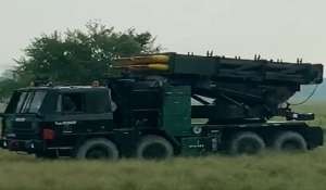Indian Army, Pinaka, Smerch multiple rocket launcher systems