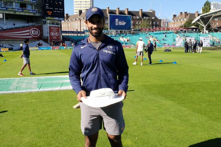 Hanuma Vihari becomes India's 292nd Test player