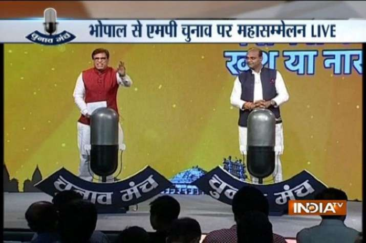 Vishvas Sarang and Abhay Dubey