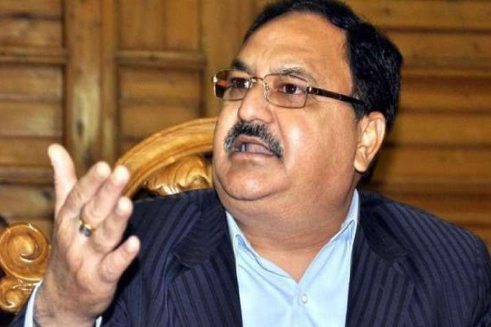 TRS dissolved assembly to avoid 'Modi factor': JP Nadda