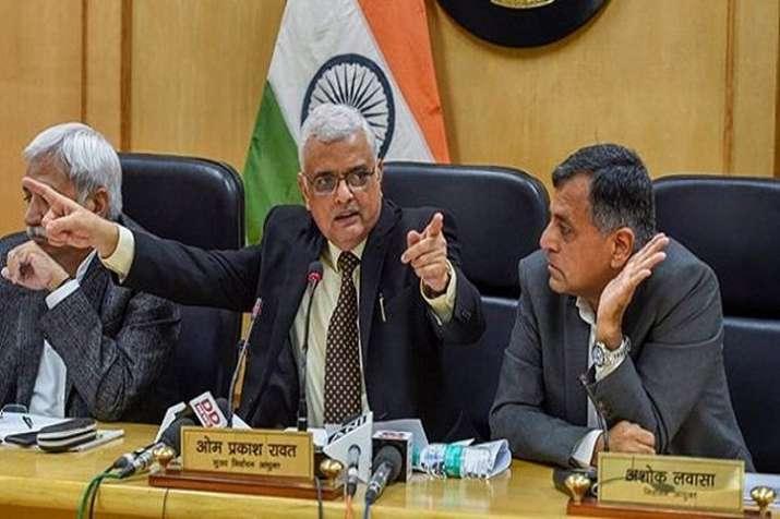 CEC reviews poll preparadness in Telangana