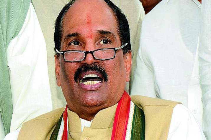 Reddy alleges TRS govt let down Muslims on promise of 12 pc reservation