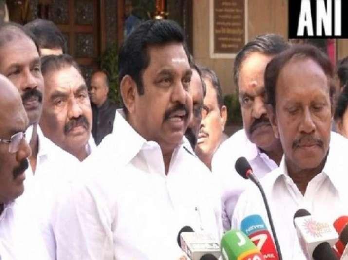 Tamil Nadu Minister Balakrishna Reddy