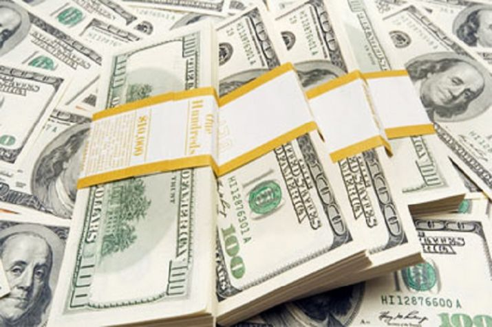 US dollar rose slightly as investors digested the latest