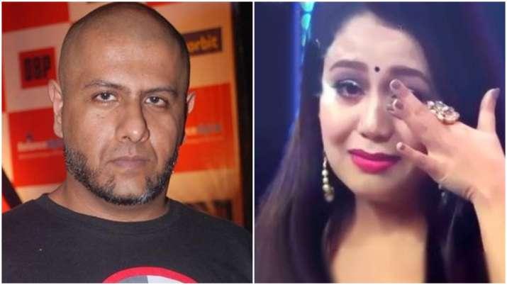 Indian Idol 11: Vishal Dadlani reacts to Neha Kakkar getting forcibly kissed by a contestant, Vishal