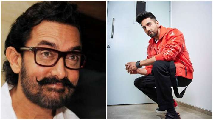 Ayushmann Khurrana praises Aamir Khan during Twitter chat; Says, 'I'm always learning from him'